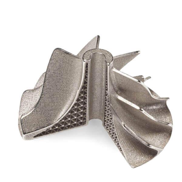 3D-Druck Turbinenrad